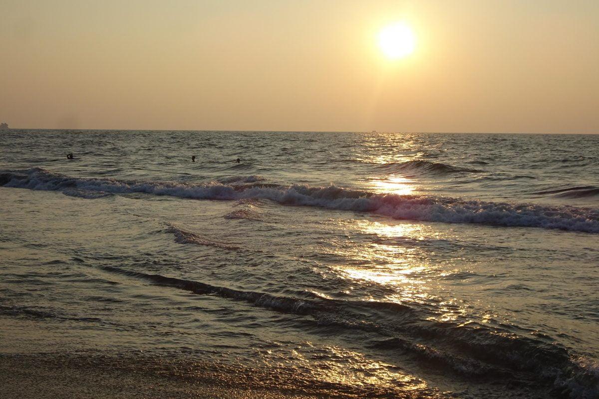 003 – Sri Lanka – Wir fliegen über Dubai nach Colombo und sind die ersten zwei Tage in Negombo am Meer