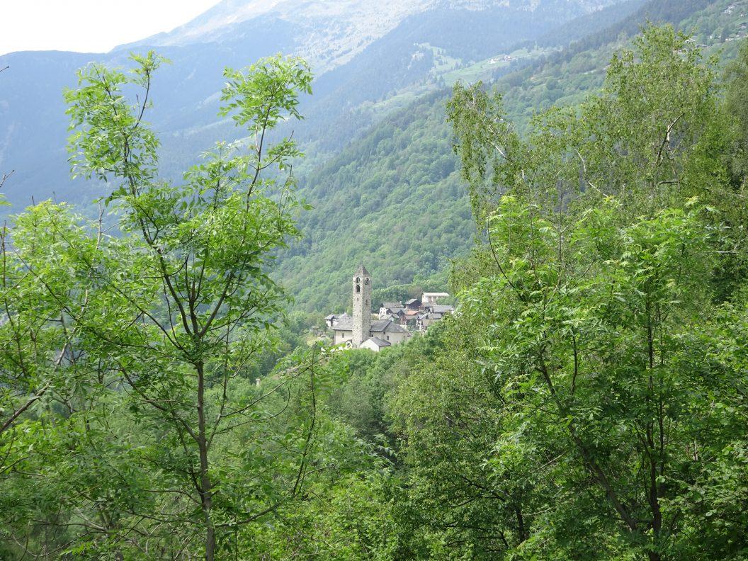 033 – Mein Abenteuer Alpenüberquerung – Der Strada Alta entlang in Richtung Airolo
