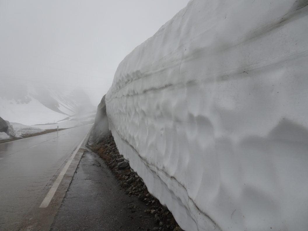037 – Mein Abenteuer Alpenüberquerung – wie ich den Nufenenpass hinauf schwamm