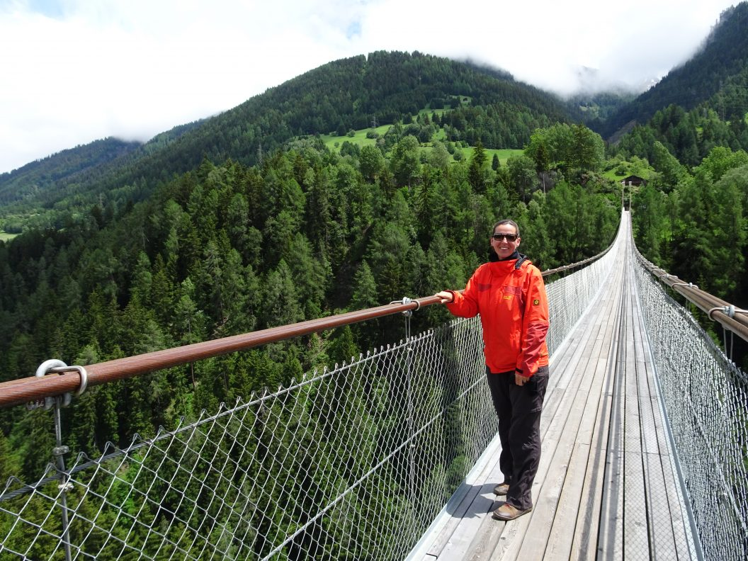 038 – Mein Abenteuer Alpenüberquerung – ein Tag im Wallis mit allen Wettern, die so möglich sind