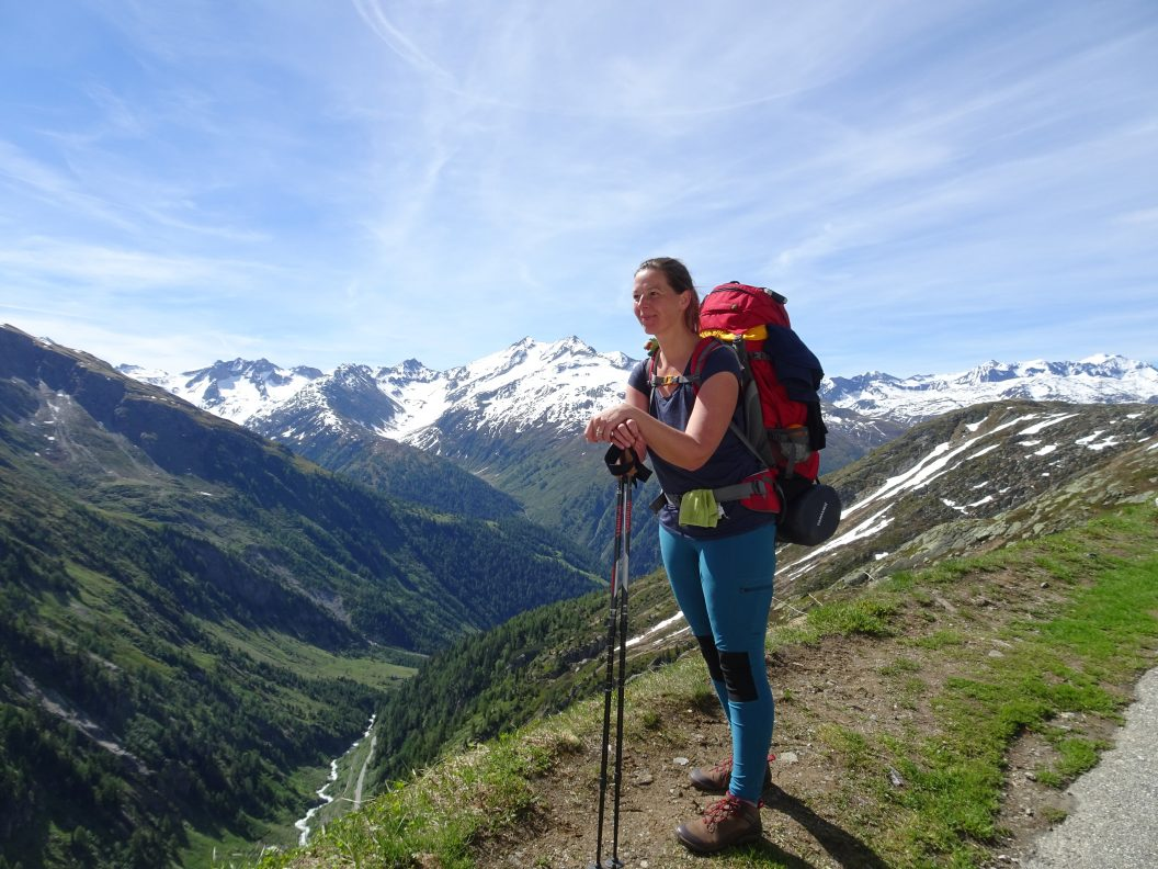 043 – Mein Abenteuer Alpenüberquerung – Halbzeit und Gerds Fragen und meine Antworten dazu