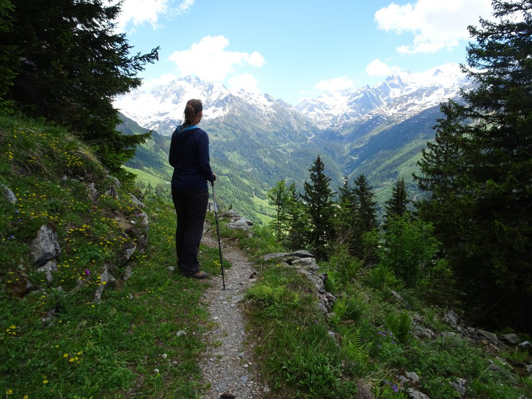 042 – Mein Abenteuer Alpenüberquerung – Ein Pausentag im Haslitag und eine Traumwanderung entlang der Gadmer Dolomiten