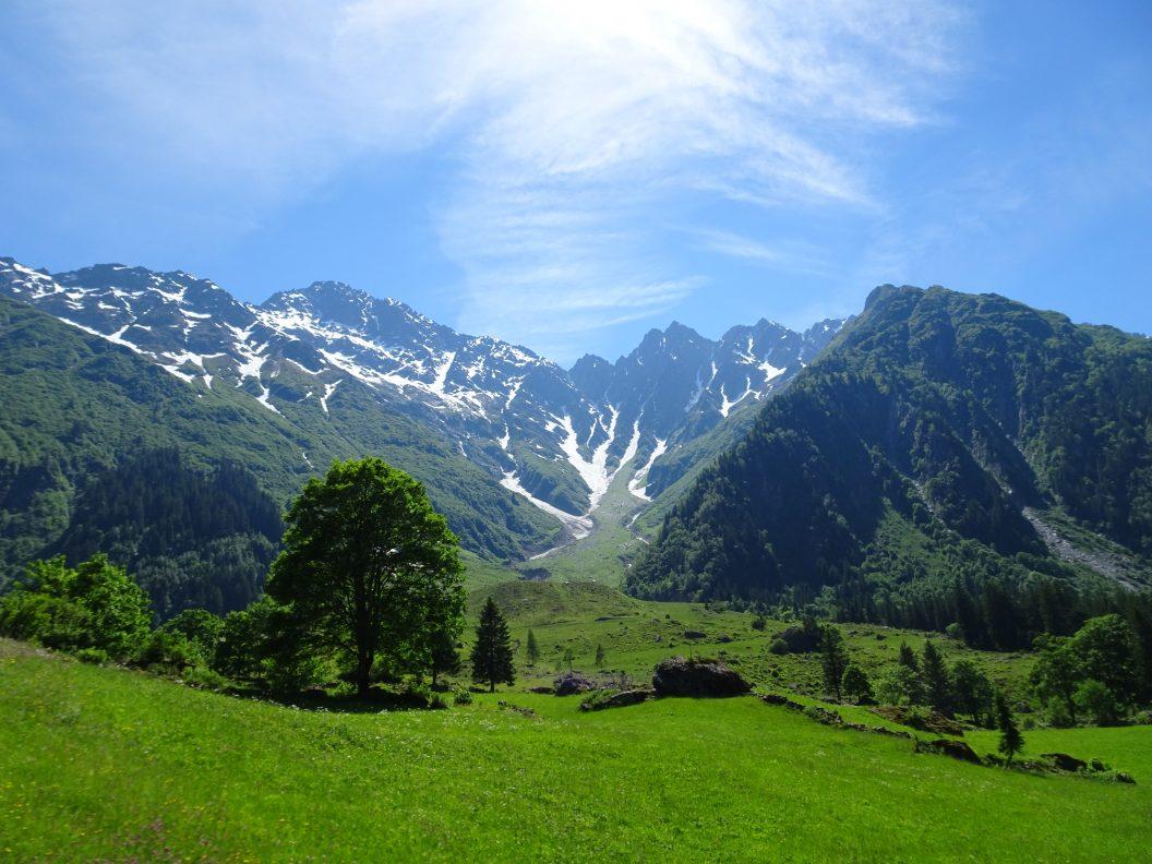 044 – Mein Abenteuer Alpenüberquerung – Pärchen-Sonntag und Wasserfall-Montag – Aareschlucht, Reichenbachfälle und romantisches Rosenlaui