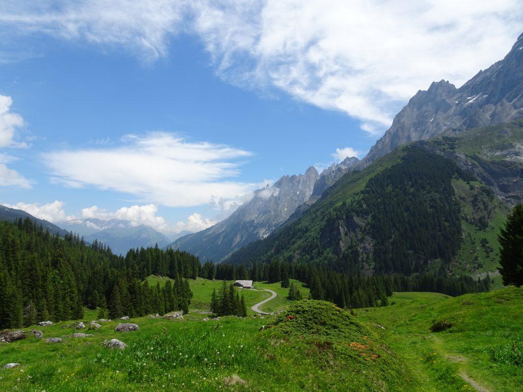 045 – Mein Abenteuer Alpenüberquerung – Rosenlaui-Schlucht und dann hoch zur Grossen Scheidegg