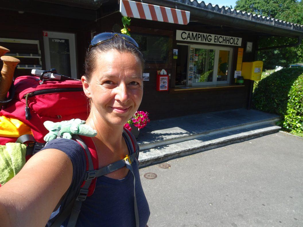 053 – Mein Abenteuer Alpenüberquerung – Geschafft! In Bern angekommen.