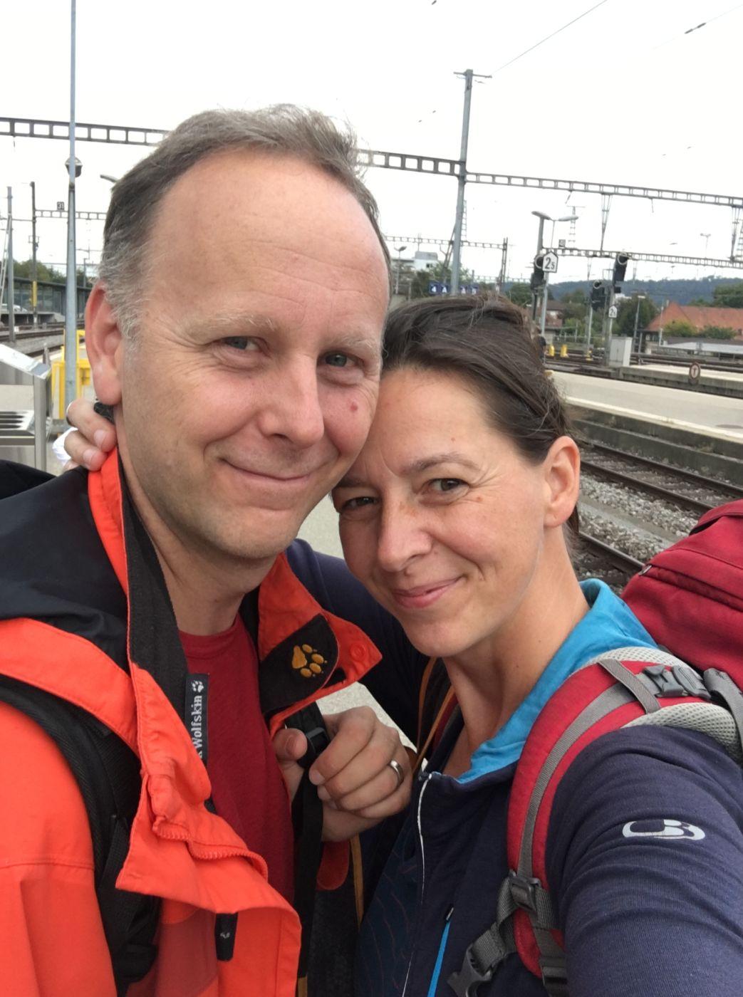 075 – Abenteuer Laos – Unsere Anreise von Zürich über Muscat nach Bangkok
