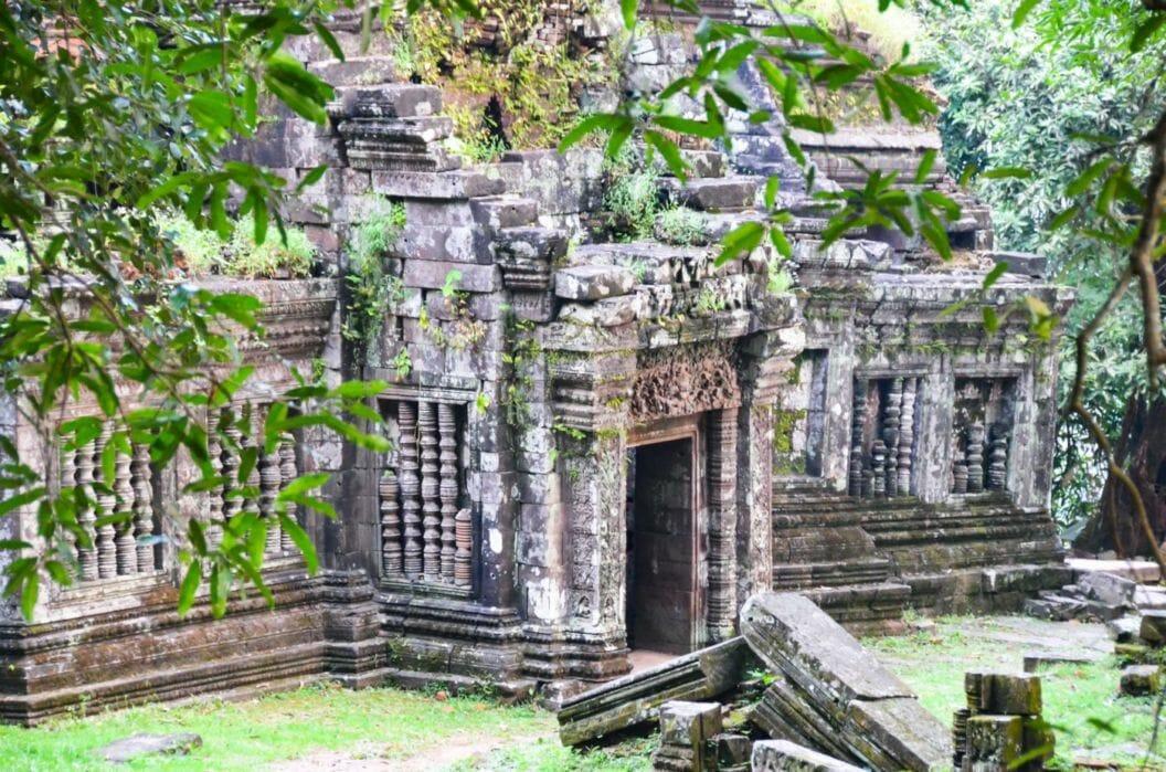 085 – Abenteuer Laos – Champasak am Mekong & Wat Phou