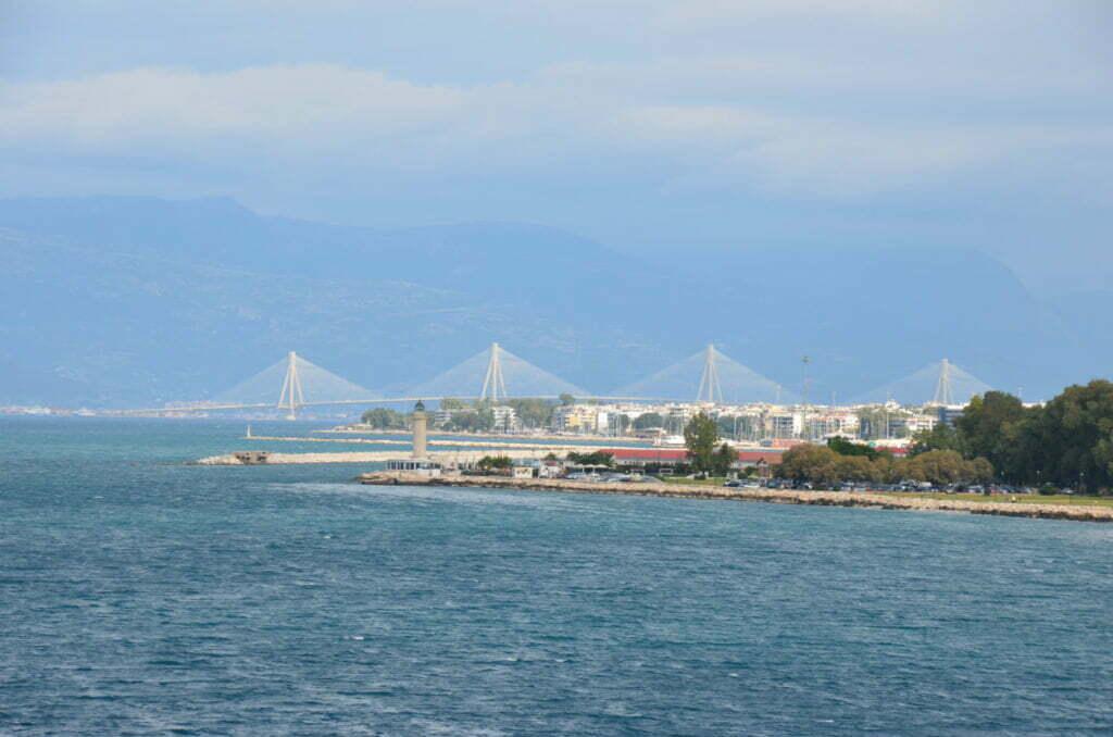 117 – von Italien mit der Fähre nach Griechenland – Grosse Reise