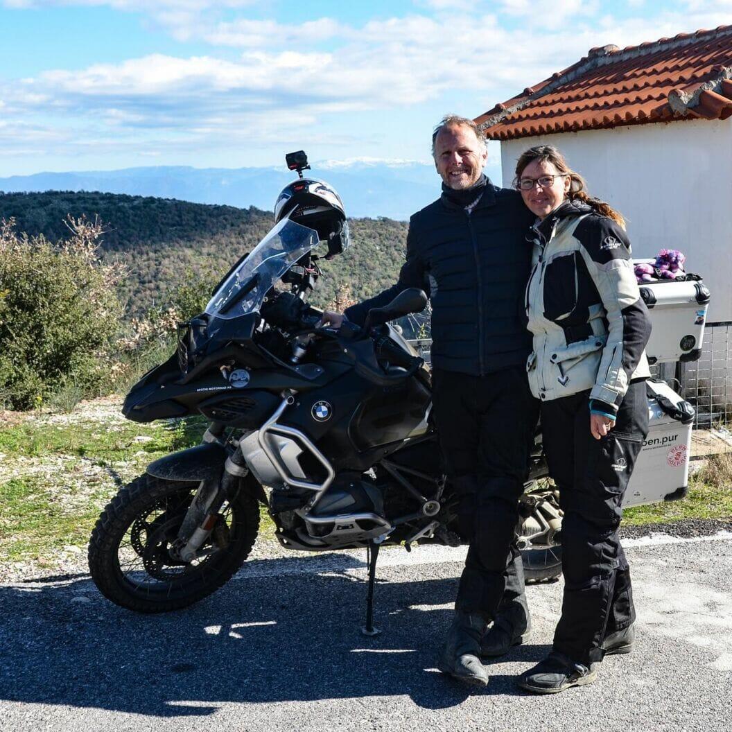 122 – Griechenland, Ausflug in die Berge, heisse Quellen, Eure Fragen und unsere Inspirationen – Grosse Reise
