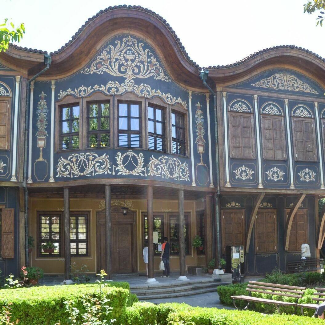 130 – Wir verlieben uns in Plovdiv, der Perle Bulgariens – Grosse Reise