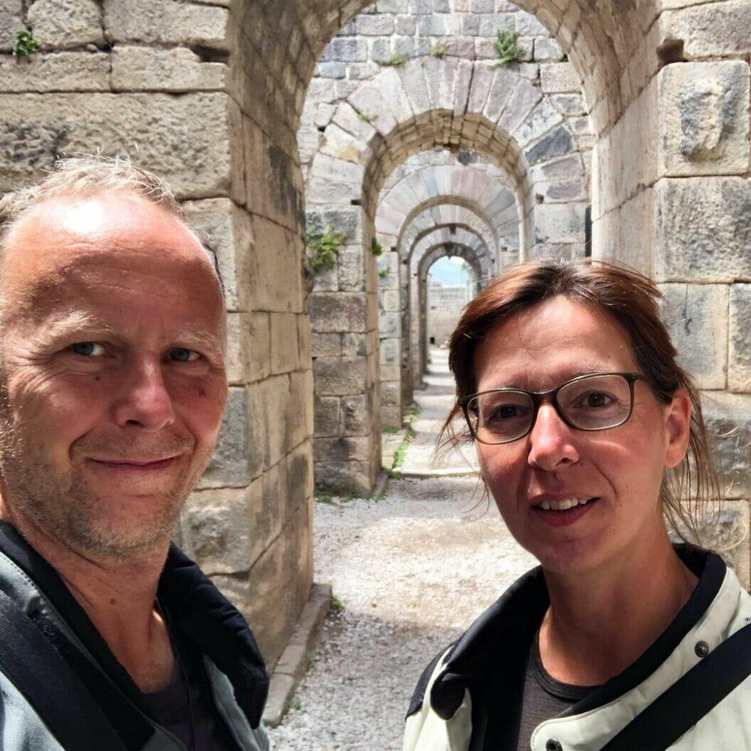 133 – Erste Tage in der Türkei – Grosse Reise