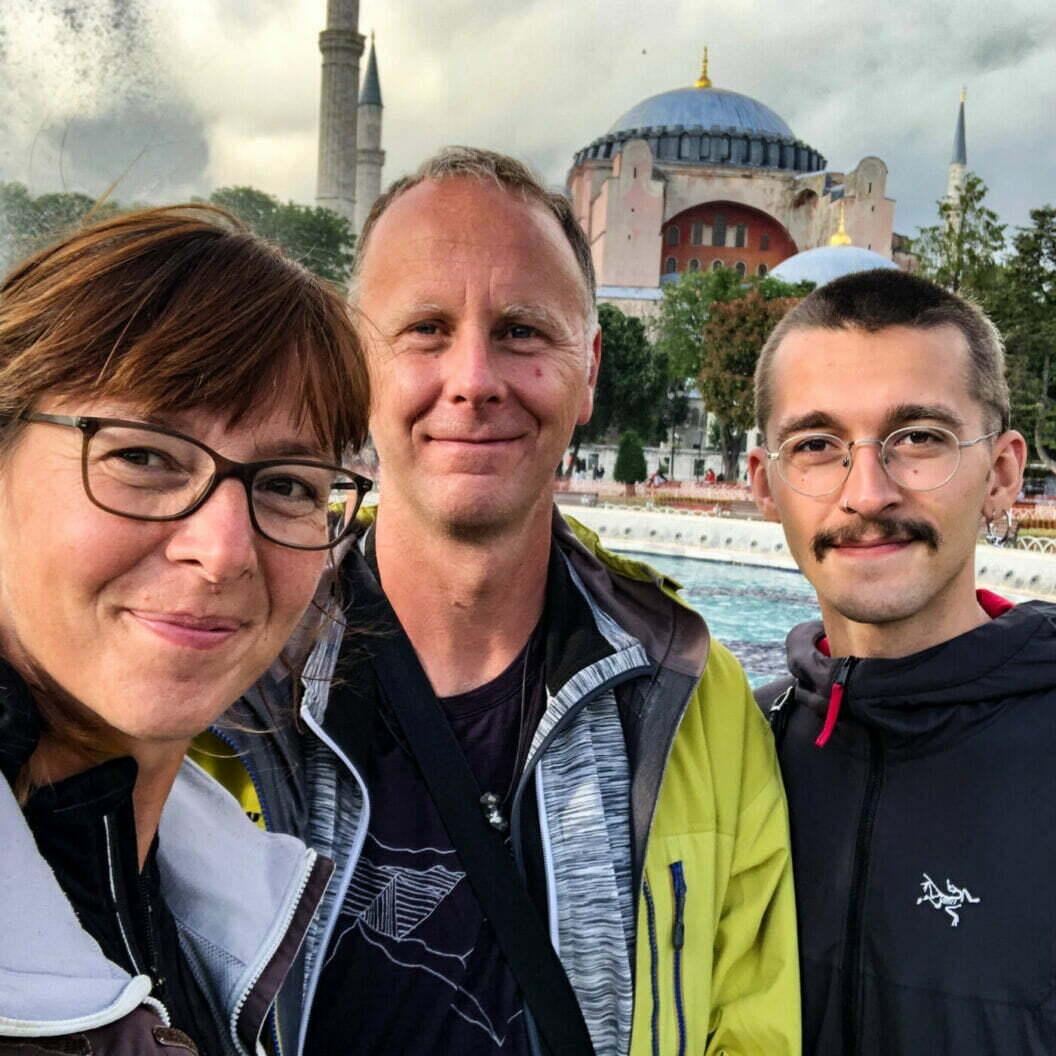 134 – Unser Sohn besucht uns in Istanbul – Türkei – Grosse Reise