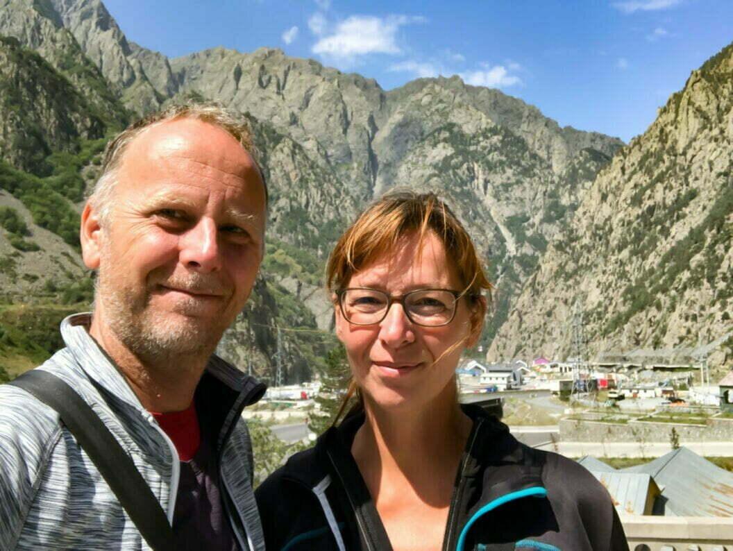 Live-Video aus Georgien / Eure Fragen, unsere Antworten und eine Menge Plauderei über unsere Art der Reise